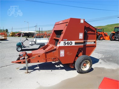 HESSTON 540 For Sale - 9 Listings | TractorHouse com - Page 1 of 1