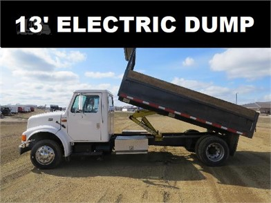 INTERNATIONAL 4700 Dump Trucks For Sale - 21 Listings