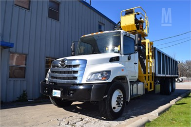 HINO Grapple Trucks For Sale - 22 Listings | MarketBook co