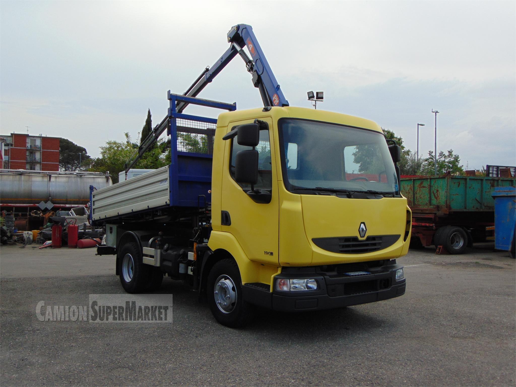 Renault MIDLUM 190 used 2007