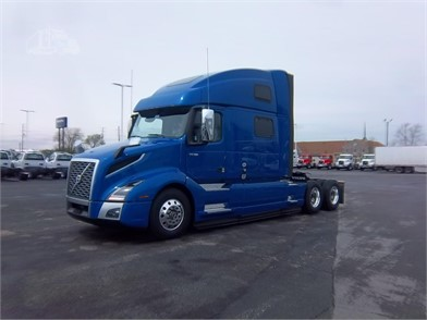 Volvo Vnl64t860 Conventional Trucks W Sleeper For Sale 344
