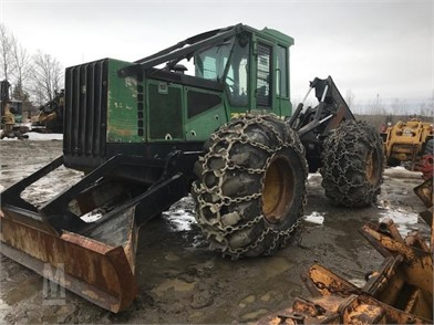 DEERE 648G III For Sale - 23 Listings | MarketBook ca - Page