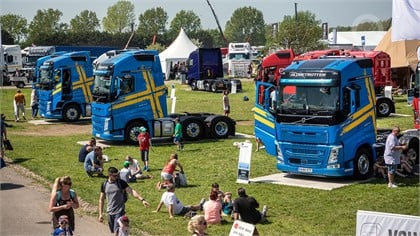 0ca14c0abd volvo-to-display-17-vehicles-at-truckfest-2019-
