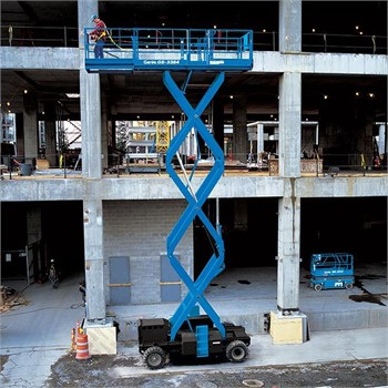 Rough Terrain Scissor Lifts For Sale From National Lift Equipment