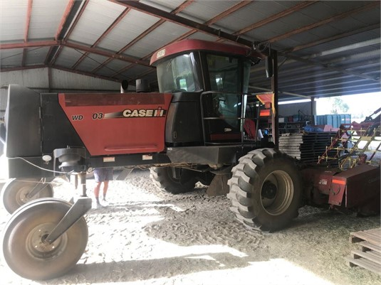 0 Case Ih WD1903 - Farm Machinery for Sale