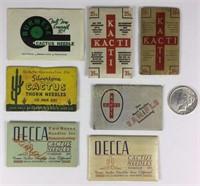 Antique Telephones, Gramophone Needles, Tins & Advertising