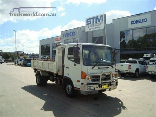 2008 Hino FC6J Trucks for Sale