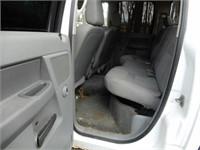 2008 Dodge 2500 4X4 With Hemi Engine & Plow
