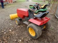 Bolens Garden Tractor - Tecumsen Gas Engine