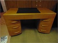 Heywood Wakefield Kneehole Desk