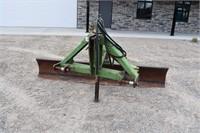 Terracing Blade, John Deere 155; 9', 4 way hydr,