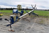 "Grain Auger, Harvest IH H1064XT ""Torpedo"";"