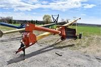 Grain Auger, WF MK100; Swing-away, 10x57,