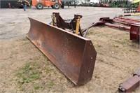 Dozer Blade, Leon 700; 14' hydr lift, manual angle
