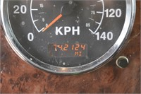 2005 IH 9200I Semi: 742,107 mi,