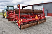 "Roller Harrow, Brillion WLS 3003; 25', 20"" roller"