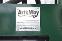 Leveler, Artsway V2400; 24', 3 pt, hydr fold,
