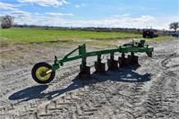 Plow, John Deere 3955 Switch; 5 btm,