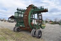 Beet Harvester, Arts-way 690; 6R24, rear steer,