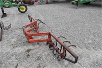 "Track Coverer; 89""w, 3 pt, S-tines"