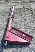 """Drill Fill Auger, My-D-Hand; 6""""x14', hydr"""