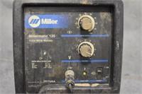 Welder, Millermatic 135 Wire; 115v, helmet