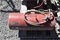 """Centrifigal Pump, 2""""x2"""", gas; 1-Port air tank"""