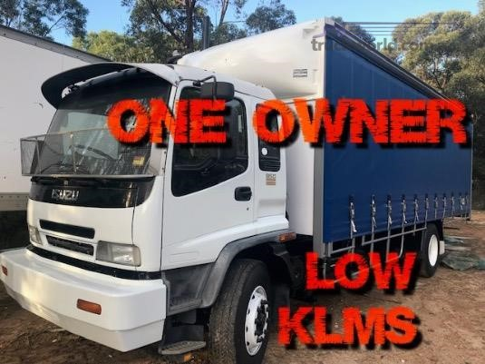 2004 Isuzu FVR Southern Star Truck Centre Pty Ltd - Trucks for Sale