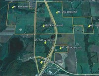 1,250 Acres (7 Tracts) in Linn County, KS