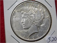 Weekly Coins and Currency Auction 12-16-16