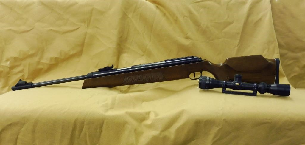 RWS Diana Model 54 Air Rifle with BSA Rifle Scope | Prime Time Auctions