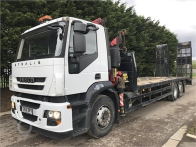 Used IVECO STRALIS 310 Trucks for sale in the United Kingdom