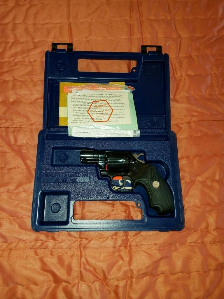Colt Detective Special  38 Special new w/box   Last Chance
