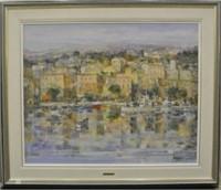 Daniel Jaugey Oil on Canvas