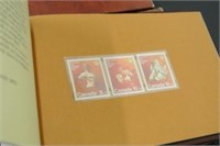 Olympic Stamp Souvenir Collection Booklets