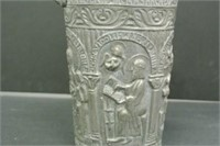 Pewter Handled Bucket