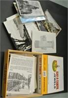 Quantity of 20th C. Postcards