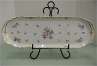 German Porcelain Tray