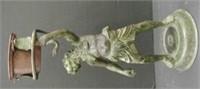 Cast Figural Planter