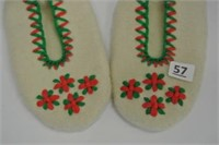 Hand Crafted Inuit Slippers