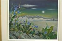 George Spiro Oil on Canvas