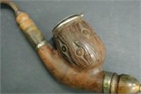 Unusual Tobacco Pipe