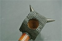Carved Tobacco Pipe