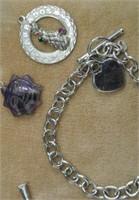 Ladies Charm Bracelet