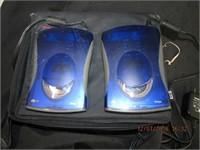 Computer disc storage Zip 250 and storage bag