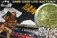 Celebz Direct Auctions - DEC 2.0 - Game Used Collections!
