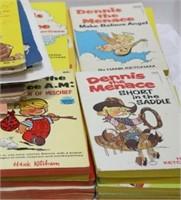 Dennis The Menace Paperbacks