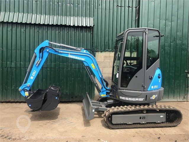 New 2019 MESSERSI M25U For Sale in Warrington, United
