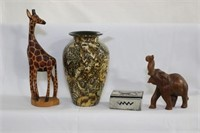 African Animal Items