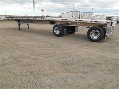 Flatbed Trailers For Sale In Montana 19 Listings Truckpaper Com Page 1 Of 1